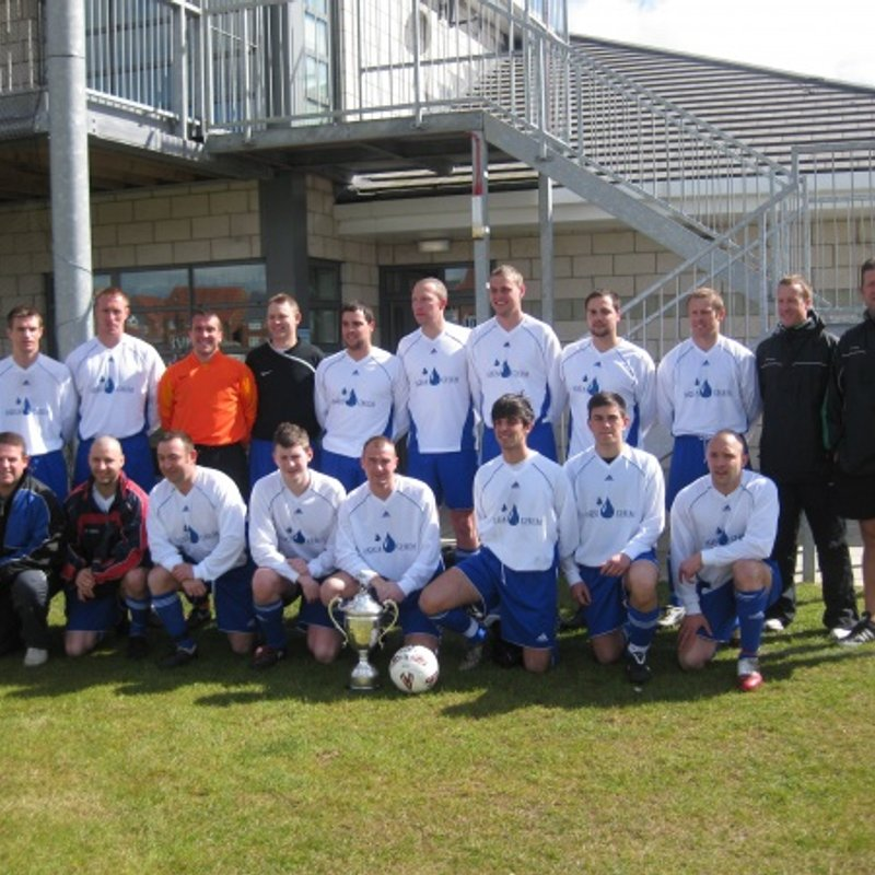 First Team lose to Perth Green 2 - 1