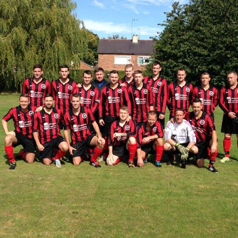 First Team Sunday beat Farmers Arms  0 - 5