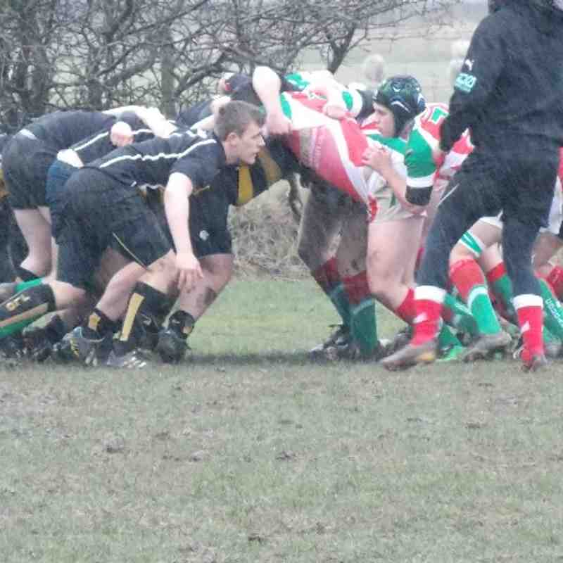 Craven College vs John Leggot