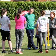 Girls' Soft Ball Cricket