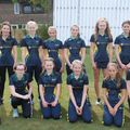 Girls U15 beat Walton on Thames CC - Girls Under 15
