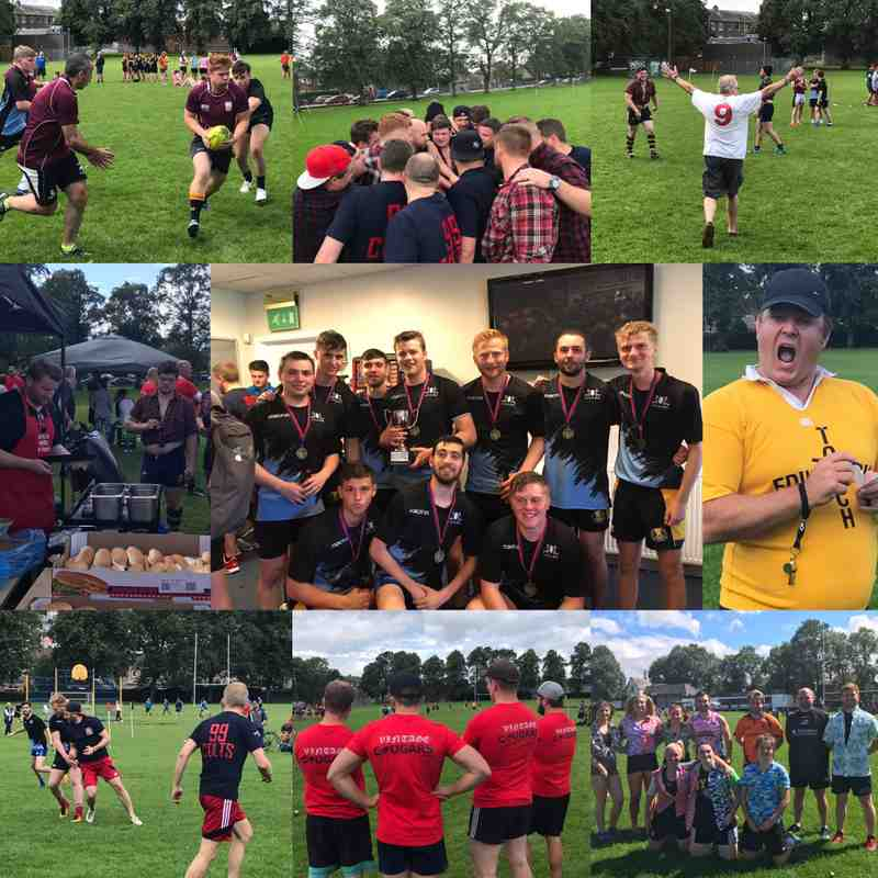 Billy Wood Touch Tournament 2017