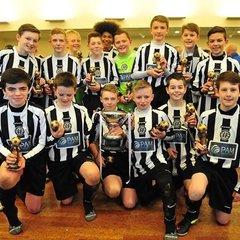 Under 13's v Wealden Rangers FC - 15th March 2015