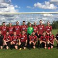 Reserves lose to St Ives Rangers Res 1 - 4