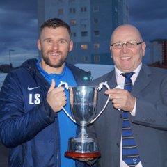 Regional Cup Final Dyce v Hermes 2015
