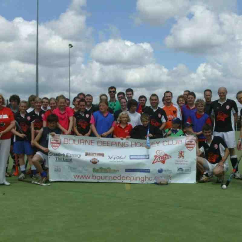 BDHC Club Day 2012