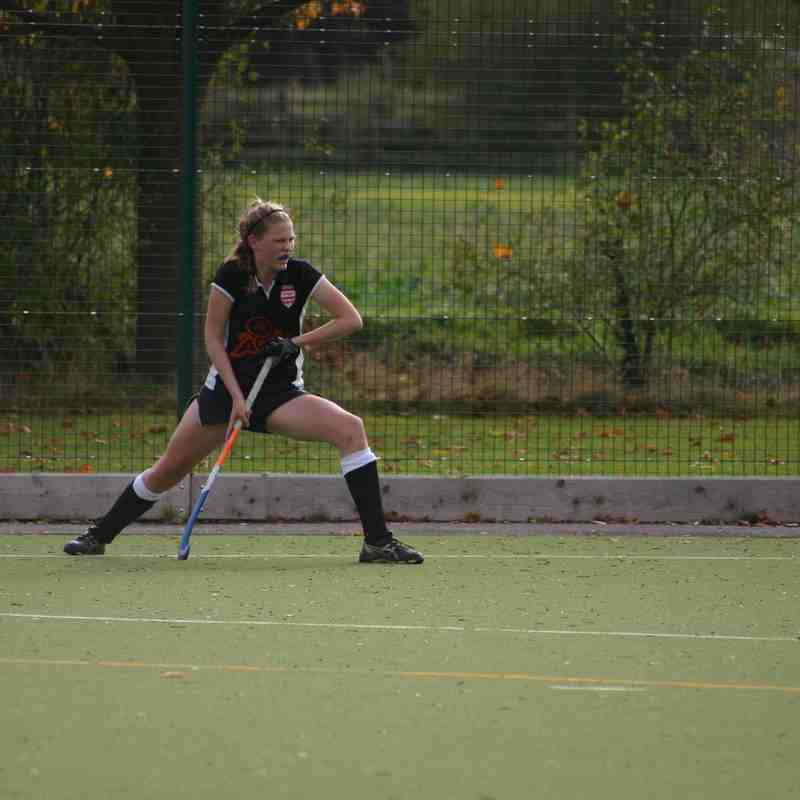 Bourne Ladies 1s v Alford 18 Oct 2014