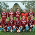 Thirsk Falcons (Harrogate League) lose to Kirk Deighton Rangers Reserves F.C. 2 - 1