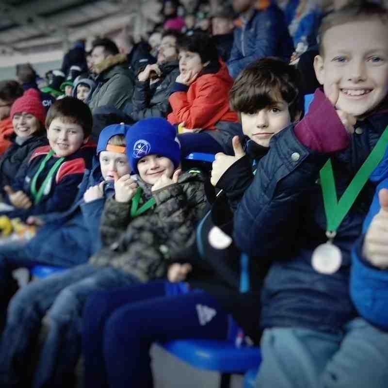 A&F Juniors @ London Irish v Gloucester 2018