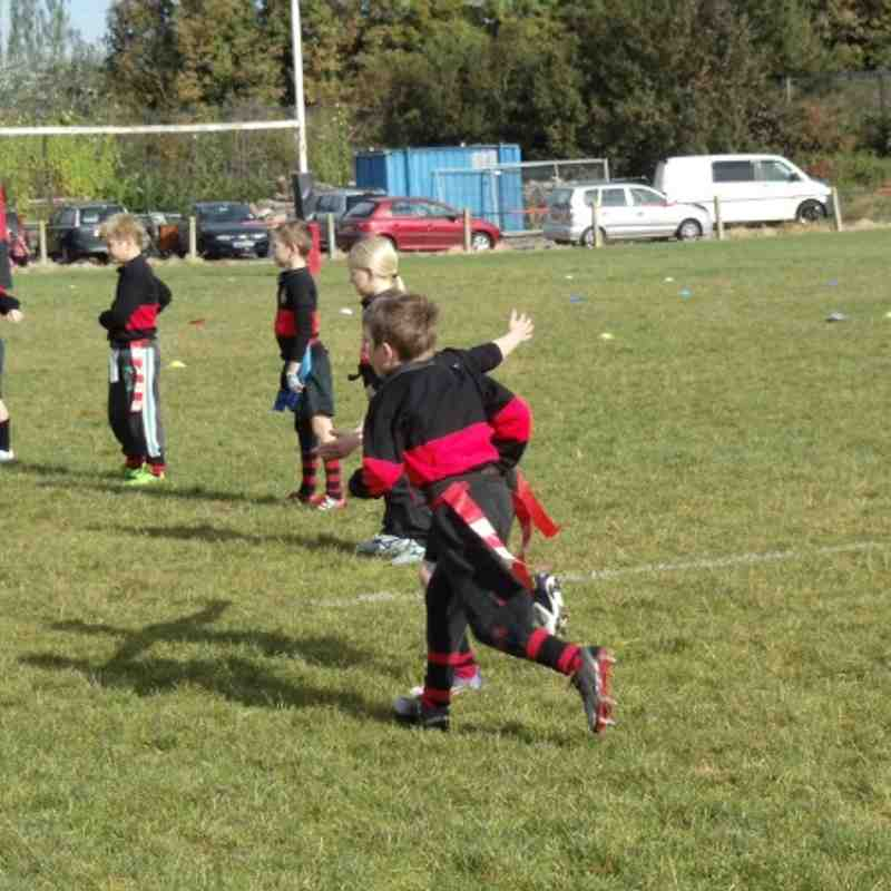 Avonmouth Under 8 vs Chipping Sodbury
