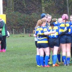Burnley girls u18 v Littleborough by Lynn Baker