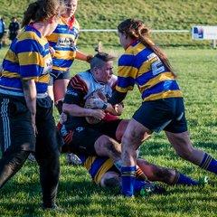 Workington v Burnley ladies courtesy of JP Smith photography