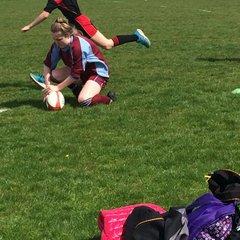 Community girl rugby event yr7/8