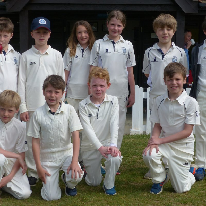 Reigate Priory CC - Under 11 ESCL Div 2 (Llamas) 261/8 - 226 Outwood CC - Under 11