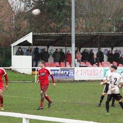 Bacup Borough FC 26/1/19