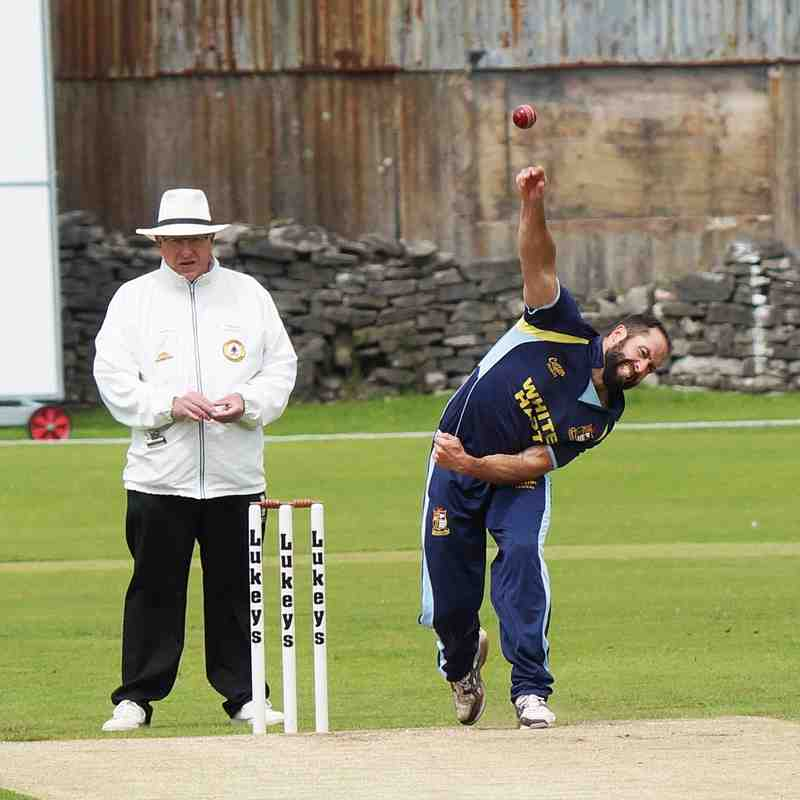 Kendal CC vs Netherfield CC (Readers Cup), 6/7/16