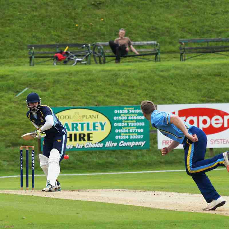 Netherfield v Lancaster T20 2 July