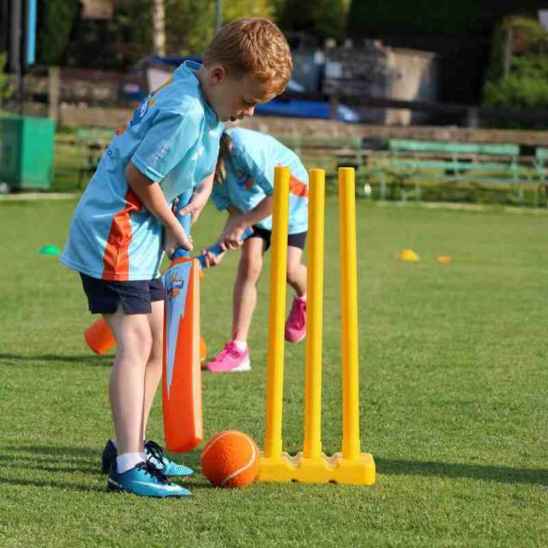 All Stars Cricket Week One (Photographs Courtesy of Michelle Bigland)
