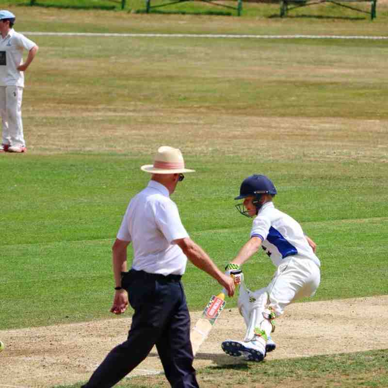 Under 13s v Carlton (Photographs courtesy of Michelle Bigland)