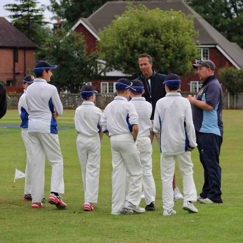 Under 13s National Finals @ Neston Cricket Club (Photos courtesy of Michelle Bigland