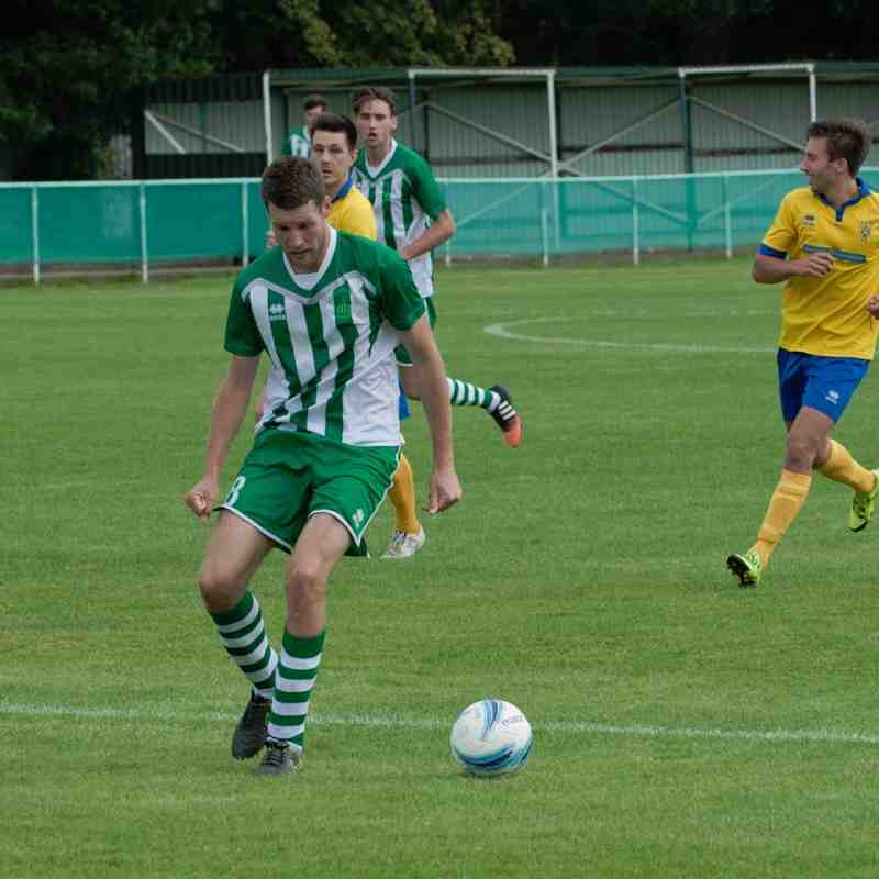 Chichester City Vs Lancing 20/08/2016