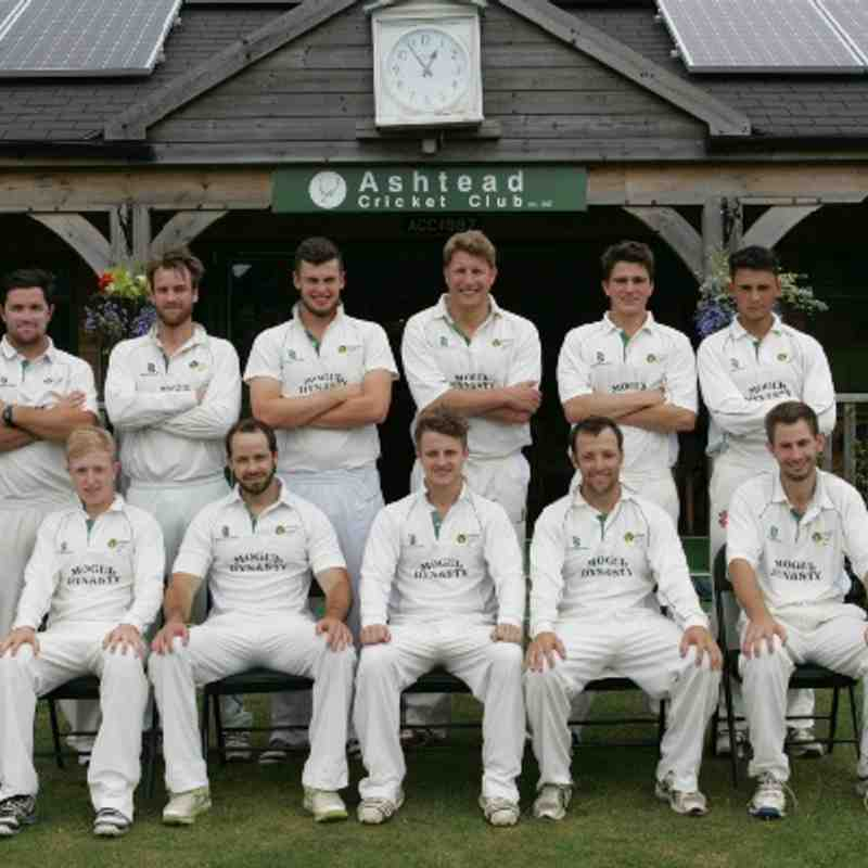 1st Team v Purley