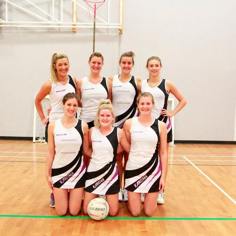 Wandsworth B 36 - 36 Karisma Netball Club