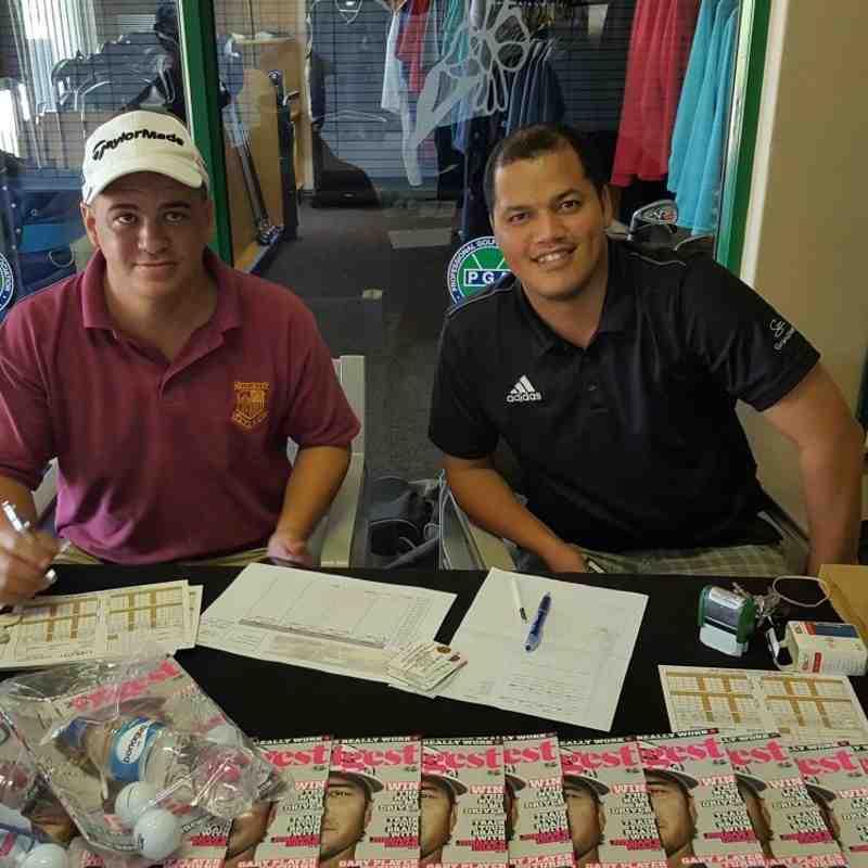 2015 KRAFC Golf Day