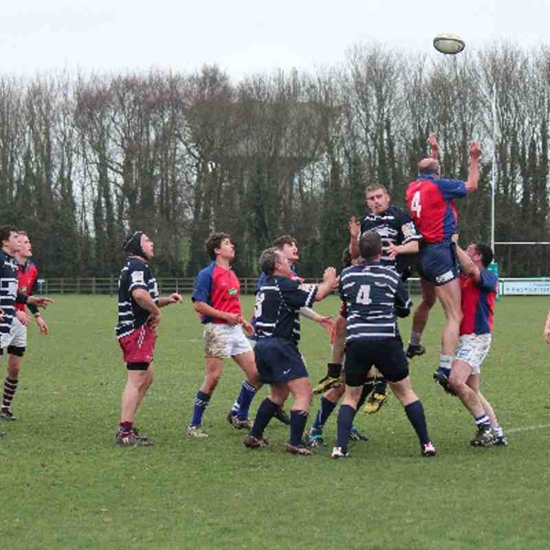 Harrow Seconds Hert Middlesex 5 Plate Winners