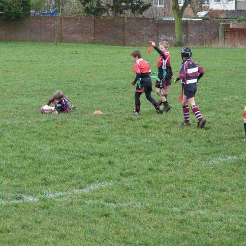Tamworth U8's vs Nuneaton March 2014 Album 2
