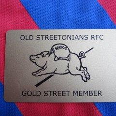 Gold Street Card