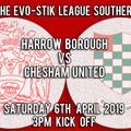 Harrow Borough vs. Chesham United