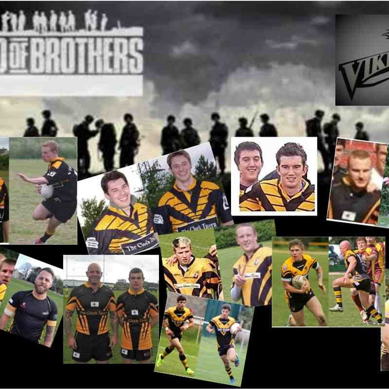 Band of Brothers - Vikings Style