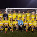 Under 14 beat Albion Rovers 3 - 0