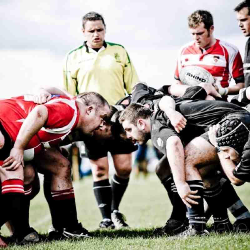 Harbury vs Atherstone 21.4.12