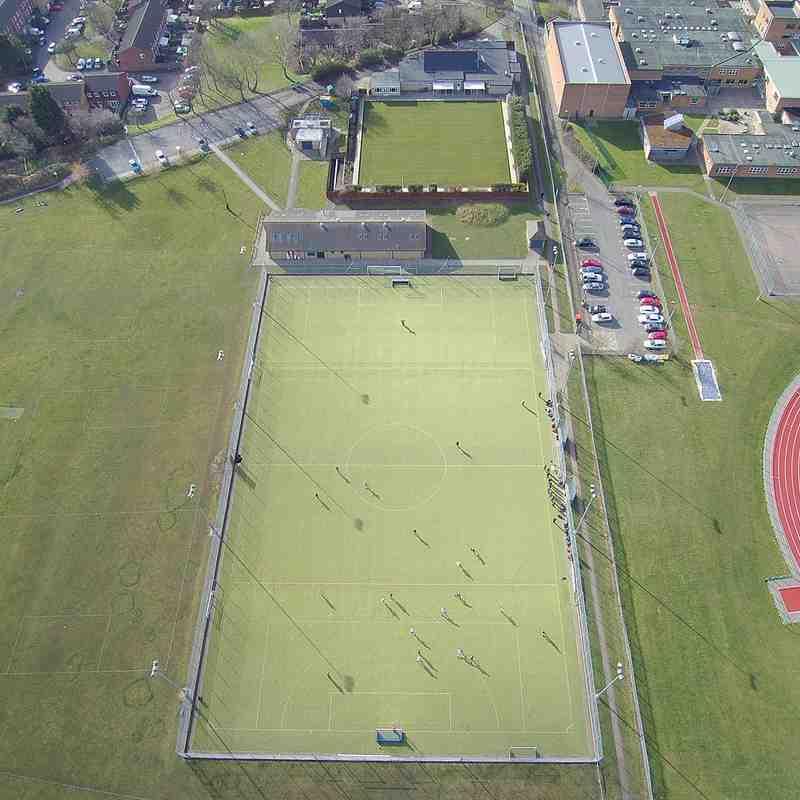 Pitch (Via Drone)