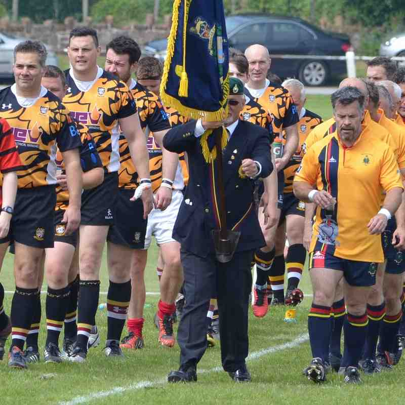 Caldy  RFC Veterans v Royal Marine  RFC Veterans   – Saturday 28th May 2016