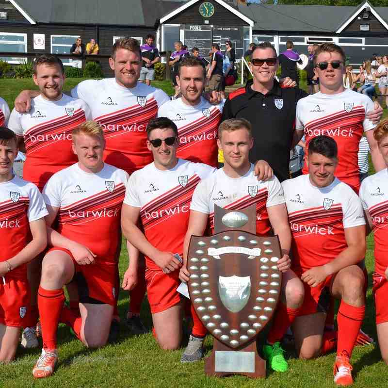 The 73rd Annual Caldy Sevens Competition  29th May 2016