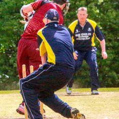 Falkland CC v Ferguslie Scottish Cup Sunday 7th June 2015