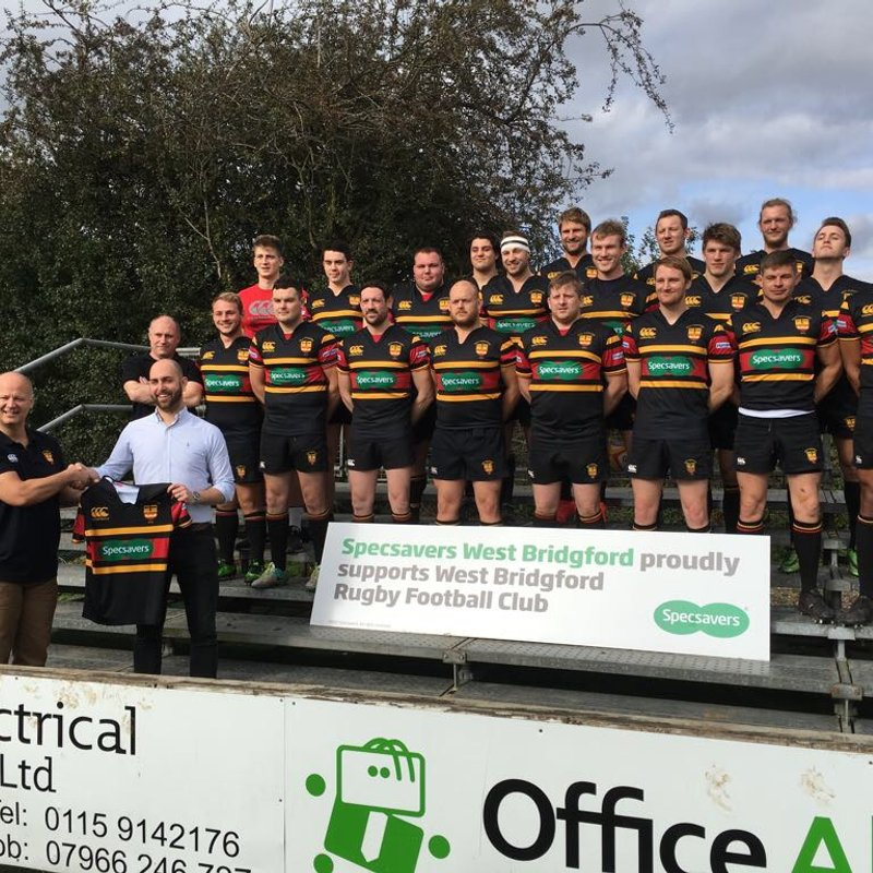 1st XV lose to County Cup Final & NLD Cup Final v Paviors RFC 17 - 24