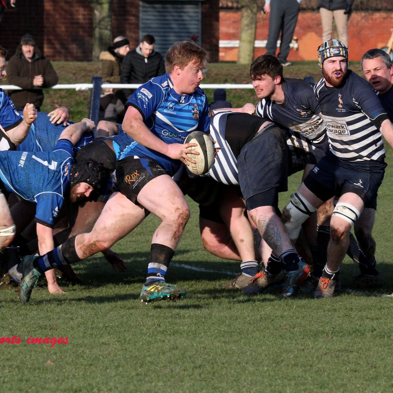 Long Eaton Rugby Take Bonus Point Win Against Newark