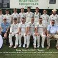 Bovey Tracey CC - 2nd XI 225/4 - 206 Lewdown CC - 1st XI