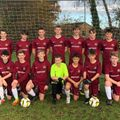 Youth U14's - Shaw beat Winchester Black 0 - 4