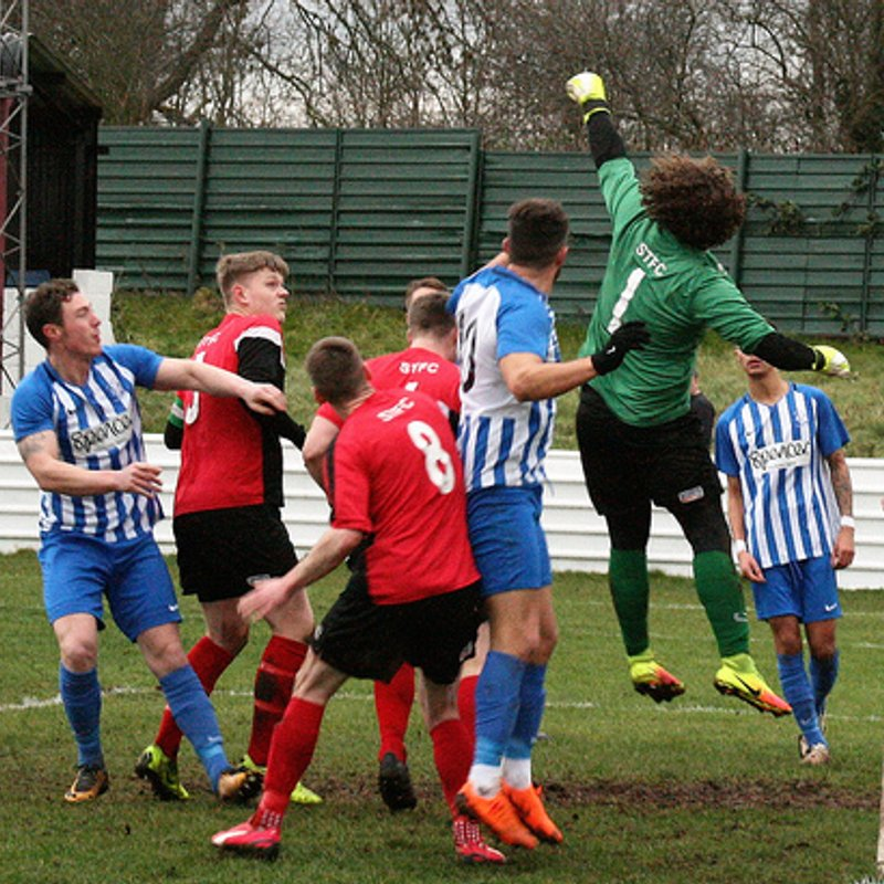 SHIREBROOK SUFFER FIRST DEFEAT UNDER NEW MANAGER