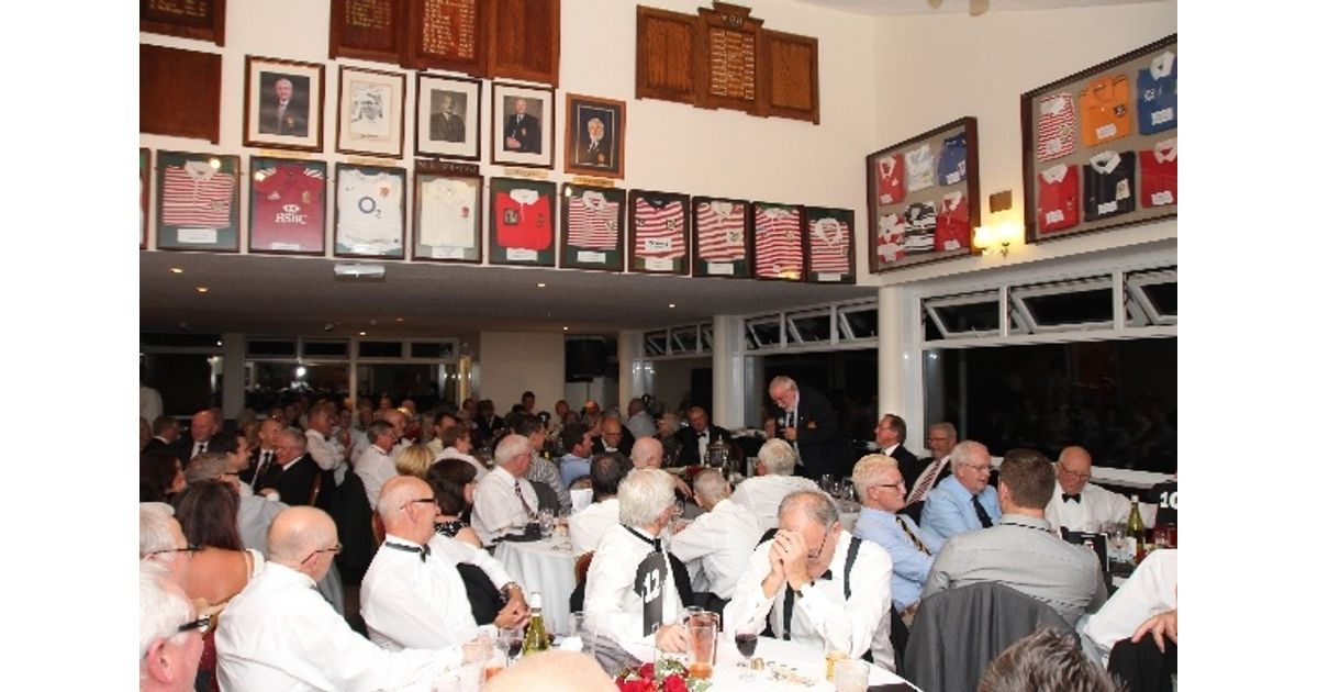 Captains Dinner - Friday 11th May - News - Wigan RUFC