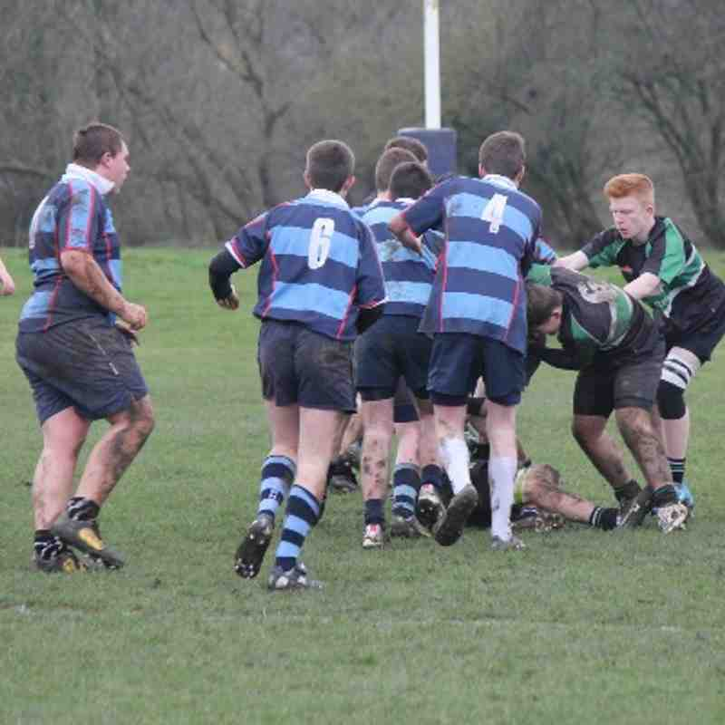 U16s at Home to Acklam 2014