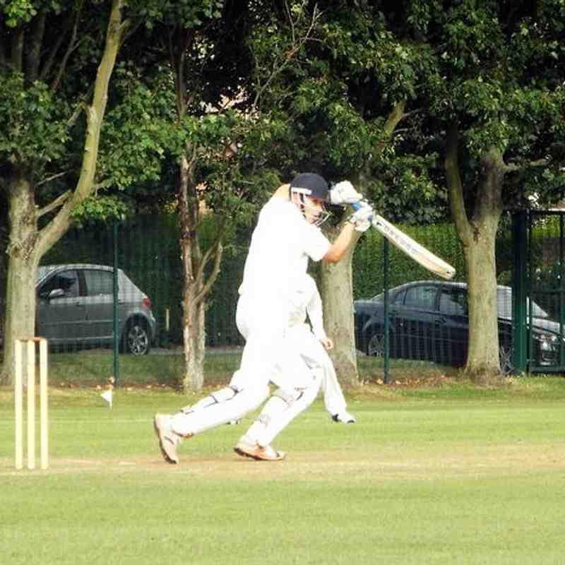 1st XI v Appleby Frodingham 30/07/2016