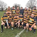 4th XV beat Tupton 2nds 34 - 21