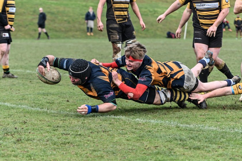 3rd XV lose to Derby 3rds 10 - 29
