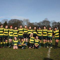 Grampian Girls U15 team 19 Feb 2017